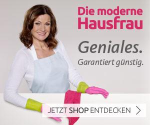 Moderne Hausfrau Gutschein